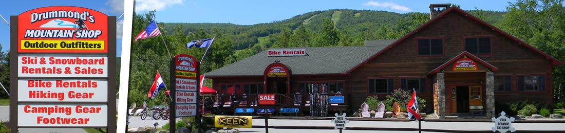 Drummond's Mountain Shop