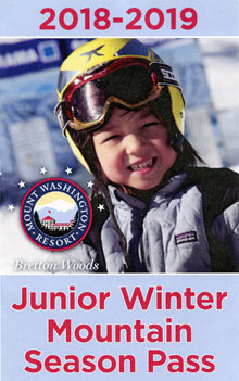 Bretton Woods Junior Pass Partnership Program