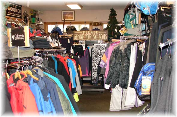 Ski Clothing and Fashions